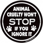 Animal Cruelty Ignore