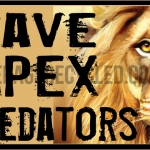 Apex Predators Lion