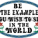 Quotes Be Example Oval
