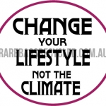 Climate Lifestyle Change