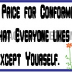 Conformity Liking You