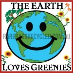 Earth Loves Greenies