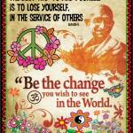 Be the Change Service