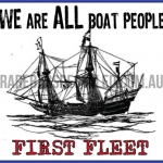 All Boat People First Fleet