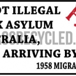 Not Illegal to seek Asylum
