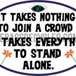 Join a Crowd Stand Alone