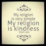 Religion Kindness