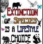 Extinction Lifestyle Choice