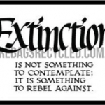 Extinction Rebel