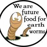 Food earthworms