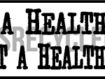 Healthy Earth Healthy anything