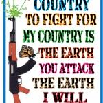 I have no country
