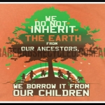 Inherit Earth Borrow Children