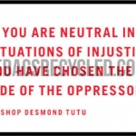 Neutral Injustice Oppressor