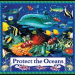 Protect the Oceans scene