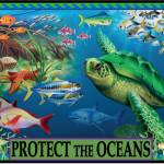 protect oceans
