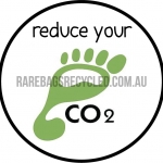 Reduce your Carbon Footprint round