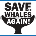 Save the Whales Again