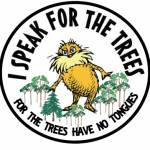 Lorax speak trees