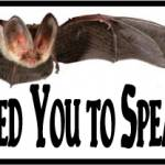 Wildlife Speak Microbat