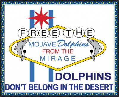 free the Mojave Dolphins