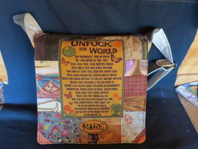 Unfuck the World bag