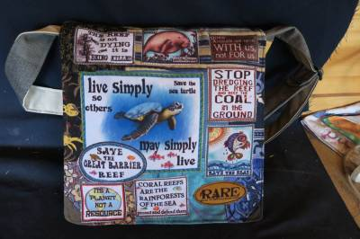 Save the Great Barrier Reef bag