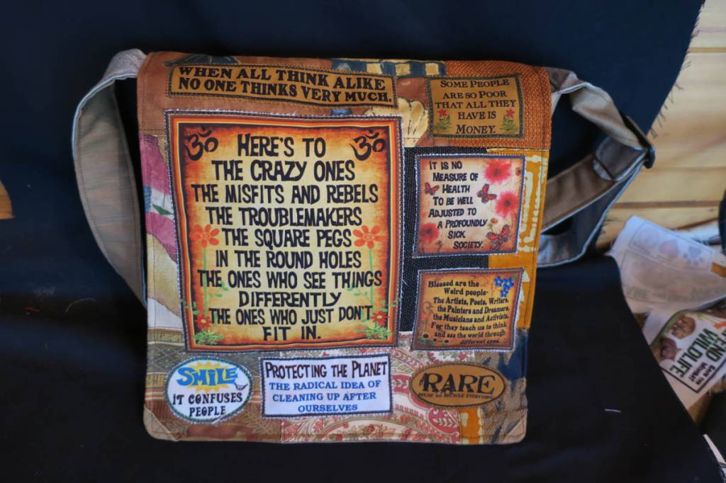 Crazy Ones bag