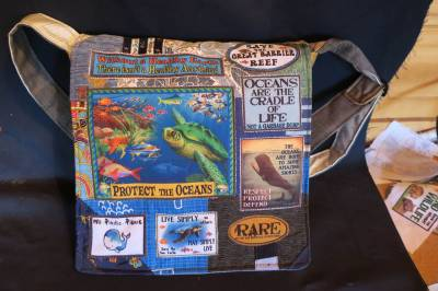 Protect Oceans bag