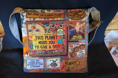 Planet Needs You bag