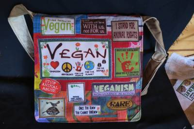 Vegan bag