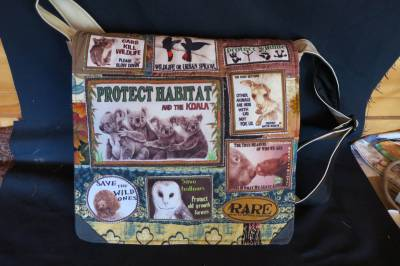 Save the Koala bag